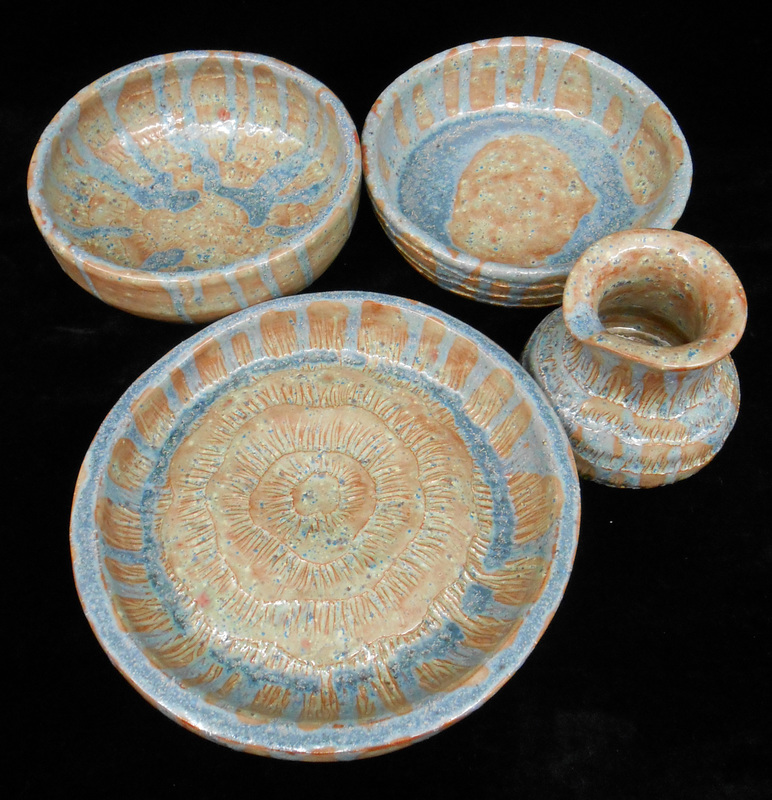 Examples Of Painting Sculpture Printmaking Engraving And Ceramic Art